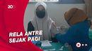 Asa Pelajar Bogor Usai Divaksin: Pandemi Reda dan Segera Tatap Muka