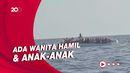 Hampir 200 Migran Terombang-ambing di Tengah Laut Libya