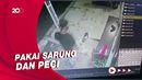 Pura-Pura Salat Jemaah, Pelaku Gondol Motor di Purwakarta