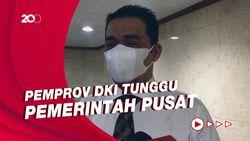 Wagub DKI soal Nasib PPKM Level 4: Kita Tak Ingin Dahului, Tunggu Pak Jokowi