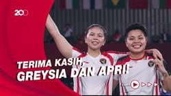 Greysia/Apriyani Raih Emas Olimpiade, Netizen Bersorak Sorai Bahagia