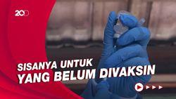 Menkes Budi Tegaskan Vaksin Booster Dosis Ketiga Didahulukan untuk Nakes