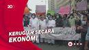 Lockdown Parsial di Pakistan, Pedagang dan Pebisnis Teriak