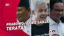 Survei Elektabilitas Capres Indostrategic, Puan Posisi Berapa?