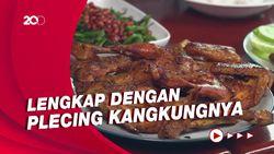 Bikin Laper: Review Ayam Taliwang Pakde Kumis di Grogol