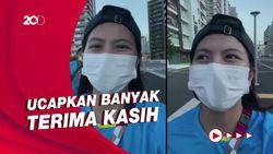 Greysia Polii Masih Tak Menyangka Bisa Juara Olimpiade