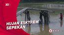 21 Orang Tewas Akibat Bencana Banjir di Bangladesh