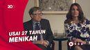 Bill Gates dan Melinda Resmi Cerai!