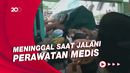 Antusiasme Umat Islam Iringi Pemakaman Habib Saggaf Aljufri
