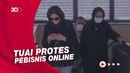 Iran Bikin RUU yang Batasi Penggunaan Instagram-Facebook