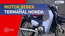 Tertarik Meminang Honda Super Cub C125, Segini Cicilannya!