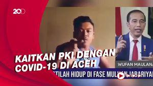 Pria di Malaysia Caci Maki Jokowi, Kini Diburu Mabes Polri