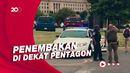 Gedung Pentagon AS Di-lockdown Akibat Insiden Penembakan