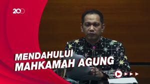 Terkait TWK, KPK Nilai Ombudsman Langgar Konstitusi