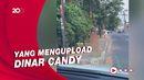 Polisi Dalami Motif Dinar Candy Beraksi Bikini di Pinggir Jalan