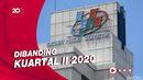 BPS: Pertumbuhan Ekonomi RI Kuartal II 2021 Melesat 7,07%