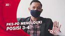 Survei Elektabilitas PKS-Demokrat Naik, PDIP: Kami Tak Risau