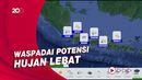 Kondisi Cuaca di Wilayah Indonesia Diprakirakan Cerah-Berawan