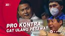 Cat Ulang Pesawat Kepresidenan: Dikritik PKS-Demokrat, Dibela PDIP