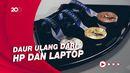 Fakta Medali Olimpiade Tokyo 2020 yang Terbuat dari Limbah Elektronik