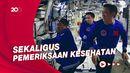 Astronaut China Lakukan Eksperimen Medis di Luar Angkasa