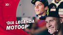 Kata Joan Mir dan Quartararo Saat Rossi Pensiun dari MotoGP