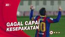Lionel Messi Pisah Jalan dengan Barcelona