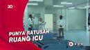 Jokowi Resmikan RS Khusus Corona Pertamina di Tanjung Dure