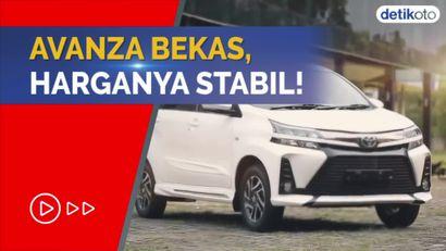 Lagi Cari Mobil Bekas? Toyota Avanza Mulai dari Rp 70 Jutaan