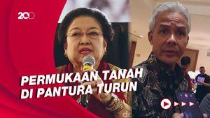 Ganjar Akui Ditegur Megawati soal Banjir Rob!