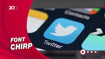 Twitter Ganti Font Baru untuk Pengguna iOS dan Web