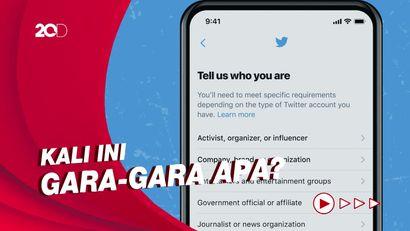 Twitter Lagi-lagi Tutup Akses untuk Dapatkan Centang Biru
