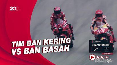 Drama Mengejutkan di 3 Lap Terakhir MotoGP Austria