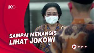 Megawati Tak Takut Dibully 1.000 Kali Karena Dukung Jokowi
