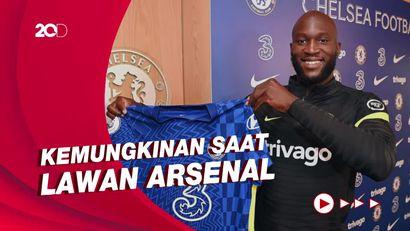 Menanti Debut Lukaku di Chelsea dengan Jersey Nomor 9