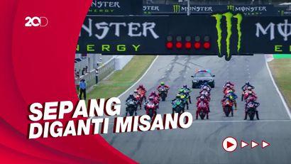 MotoGP Malaysia Dicoret, Berikut Jadwal Baru MotoGP 2021