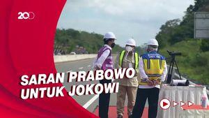 Kala Prabowo Dukung Jokowi Pindahkan Ibu Kota: Teruskan Pak!