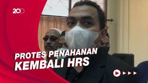 Sebut Pembebasan HRS Dipersulit, Pengacara Ngadu ke Ombudsman-KY