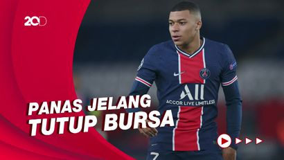 Rumor Transfer Jelang Tutup Bursa: Mbappe ke Madrid, Ronaldo ke City?
