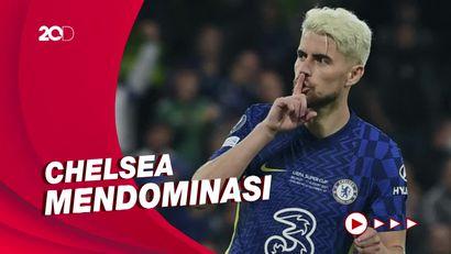 Jorginho Pemain Terbaik, Ini Daftar Peraih Penghargaan Individu UEFA