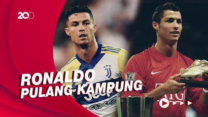 Manchester United: Welcome Home Cristiano Ronaldo!