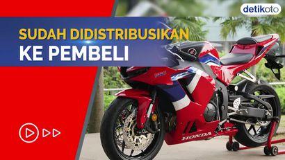 Ini Pemilik Pertama Honda CBR600RR di Indonesia, Belinya Cash Rp 550 Juta