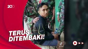Cerita Pratu Iqbal Saat KKB Maybrat Menyerang Pos Koramil