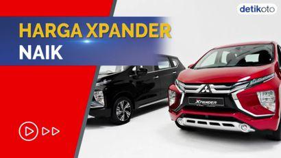 Diskon PPnBM Turun Jadi 25%, Segini Harga Mitsubishi Xpander