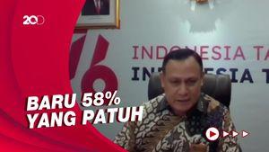 Firli Sebut 239 Anggota DPR RI Belum Lapor LHKPN