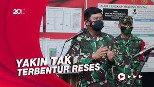 Soal Surpres Pergantian Panglima TNI, Ini Kata Pimpinan DPR