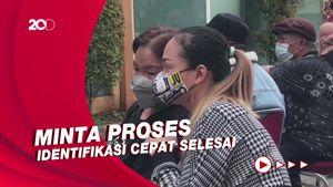 Cerita Keluarga Korban Lapas Tangerang, Sempat Bikin Status Instagram
