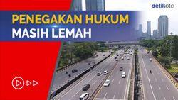 Jakarta Jadi Kota yang Bikin Stres Berkendara, Ini 4 Pemicunya