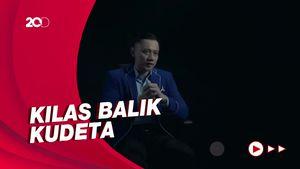 Pidato AHY di HUT ke-20 Demokrat, Singgung Moeldoko yang Ingin Kudeta