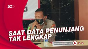 Tes DNA Permudah Polisi Identifikasi Korban Kebakaran Lapas Tangerang